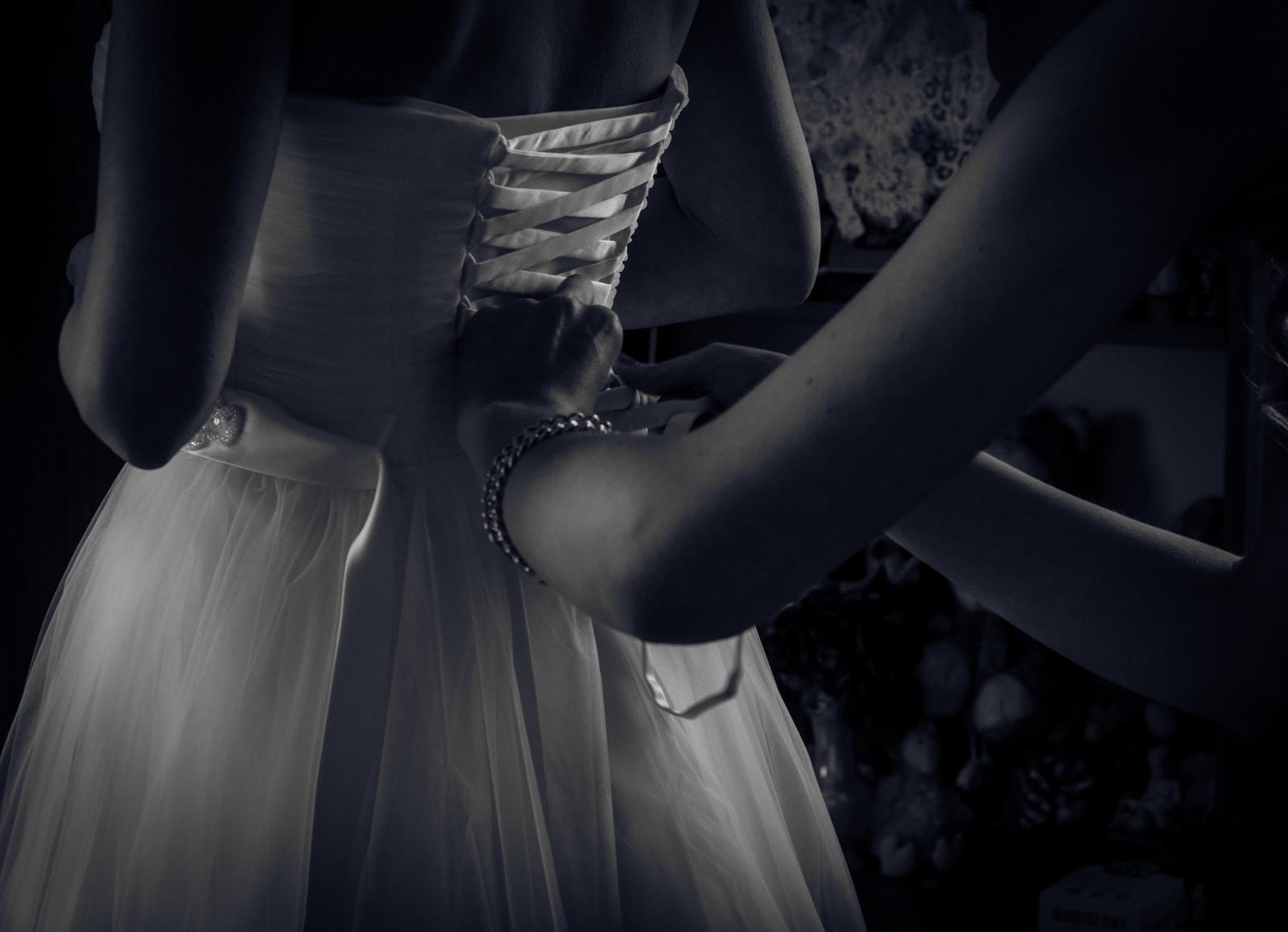 przygotowania do ślubu - fotoreportaż ślubny