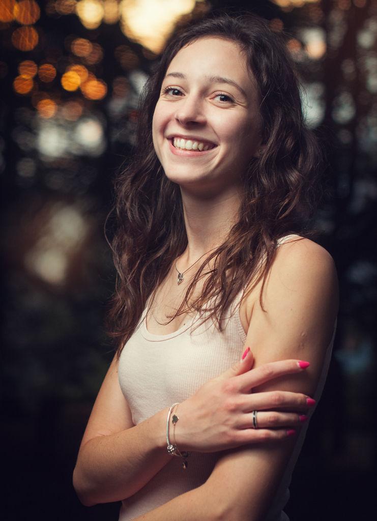 Portret Oli, zdjęcie z projektu portretowego #1000portretów. Sesja zdjęciowa w Krakowie