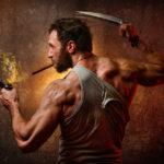 Sesja portretowa – Wolverine w Krakowie
