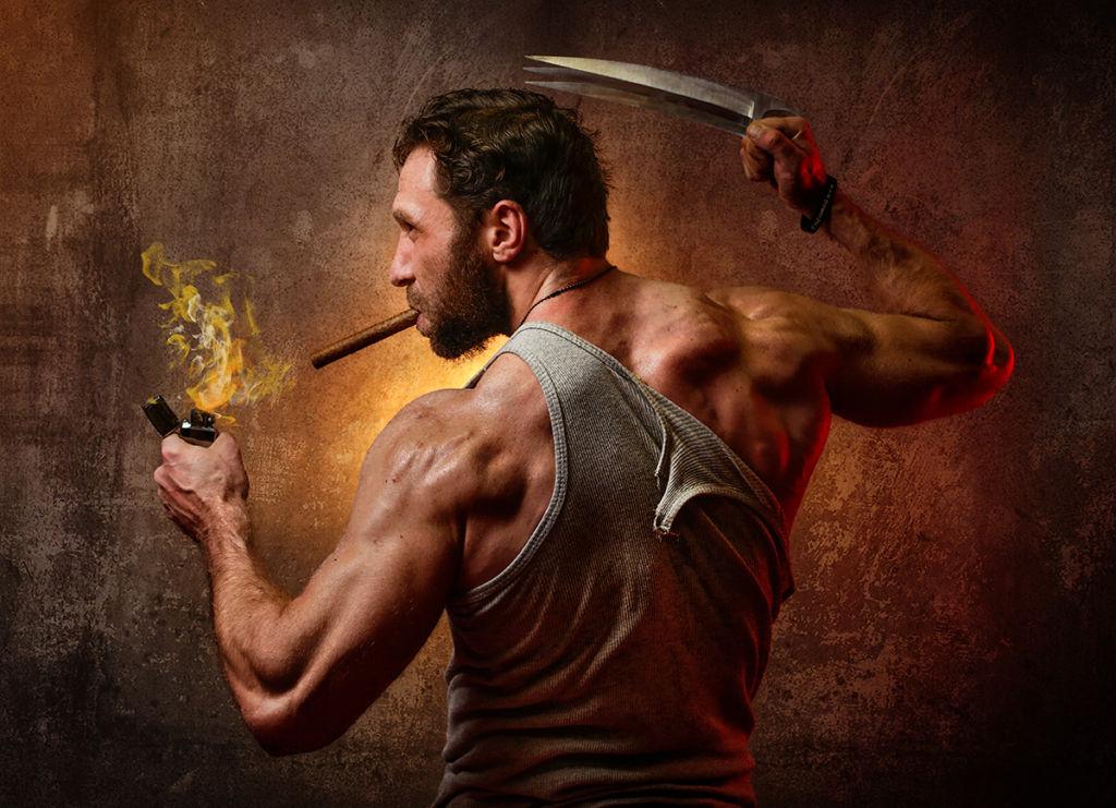 Wolverine. Sesja zdjęciowa.